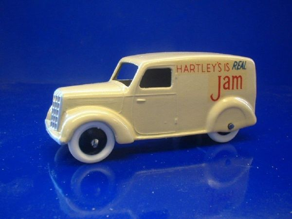 "A DINKY TOYS COPY MODEL 28 SERIES TYPE 3 DELIVERY VAN ""HARTLEYS JAM"""